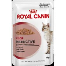 Royal Canin 12 x Instinctive in Gravy 85g