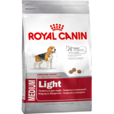 Royal Canin 2 x Medium Light Weight Care 13kg (26kg)