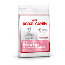 Royal Canin 2 x Medium Starter 12kg (24kg)