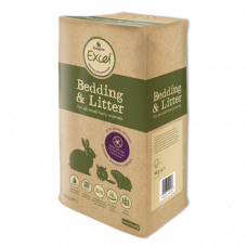 Burgess Excel Bedding and Litter 4kg