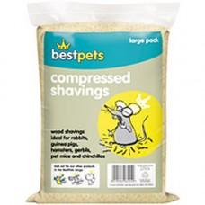 Bestpets Compressed Shavings Large