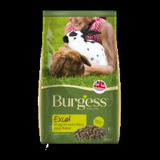 Burgess Excel Adult Rabbit Nuggets - Mint 4kg