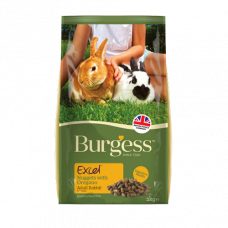 Burgess Excel Adult Rabbit Nuggets - Oregano 2kg