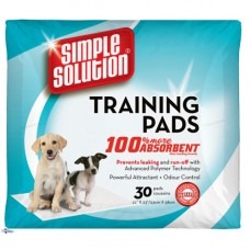 Simple Solution Puppy House Training Pads 30 Pack