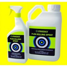 Strikeback Home Flea Spray 1L