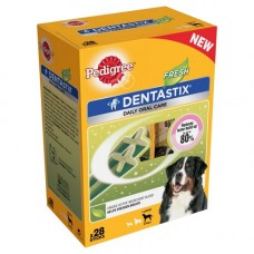 Pedigree DENTASTIX® Fresh 25+kg Large 28 Treats