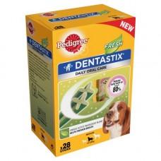 Pedigree DENTASTIX® Fresh 10-25kg Medium 28 Treats