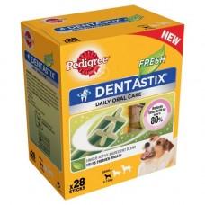 Pedigree DENTASTIX® Fresh 5-10kg Small 28 Treats