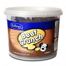 Hollings Beef Crunch Tub 1.25kg