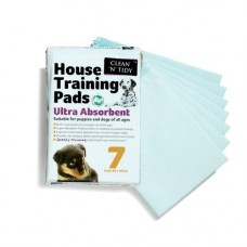 Clean N Tidy Puppy House Training Pads 7 Pack