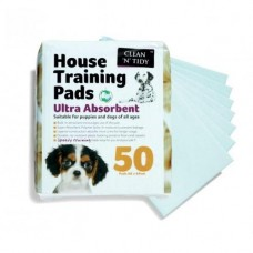 Clean N Tidy Puppy House Training Pads 50 Pack