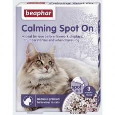 Beaphar Calming Spot-On for Cats 3wk