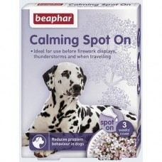 Beaphar Calming Spot-On for Dogs 3wk