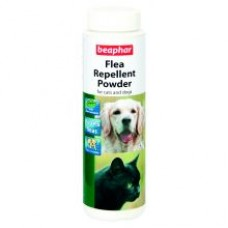 Beaphar Flea Repellent Powder for Dogs and Cats 30g