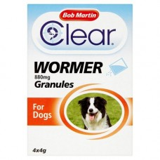 Bob Martin Clear Easy Dog and Puppy Wormer Granules
