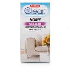 Bob Martin Clear Flea Bomb - Home Fumigation Pack 4.5g