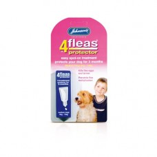 Johnsons 4-Fleas Spot On Medium Dog