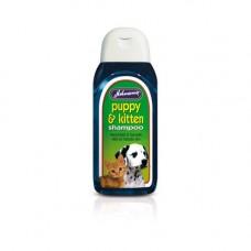 Johnsons Puppy and Kitten Shampoo 125ml