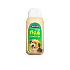 Johnsons Dog Flea Repellent Shampoo 200ml