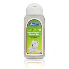 Johnsons Sensitive & Hypo Allergenic Shampoo 200ml