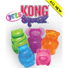 Kong Squeezz Jels Large Assorted