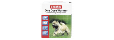 Beaphar One Dose Wormer Small Dog and Puppy - 3 Tablets