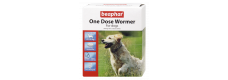 Beaphar One Dose Wormer Dog 20-40Kg - 4 Tablets