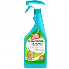 Simple Solution Cat Stain & Odour Remover Spray 750ml