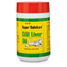 Super Solvitax Cod Liver Oil 90 Caps