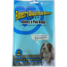 Good Boy Vanilla Scented Antibacterial Poop Bags, 100 Bags