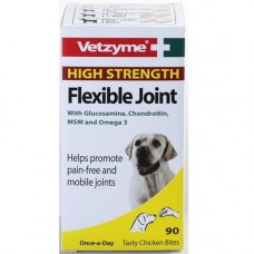 Vetzyme Flexible Joint Tablets - High Strength 30 Tablets