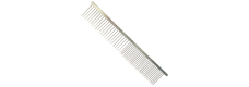 Wahl Steel Medium - Course Comb 15cm