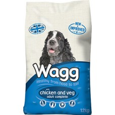 Wagg Complete Chicken and Veg 12kg