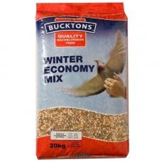Bucktons Pigeon Winter Economy Mix 20kg