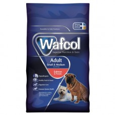 Wafcol ADULT Small - Medium Salmon 12kg x2