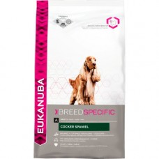 Eukanuba 2x Cocker Spaniel Adult Dog Food 7.5kg (15kg)