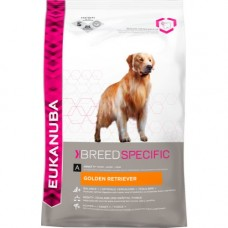 Eukanuba 2x Golden Retriever Adult Dog Food 12kg (24kg)