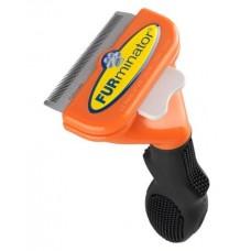 FURminator Short Haired De shedding Tool Medium Dog
