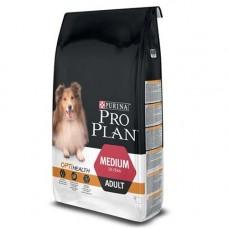 Pro Plan Opti Health, Medium Adult 3kg